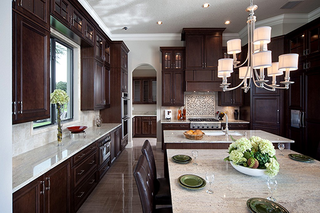 Will You Use More Than One Finish Stain On Your Cabinets Perhaps The Island Be In A Diffe Color Often Bold As To