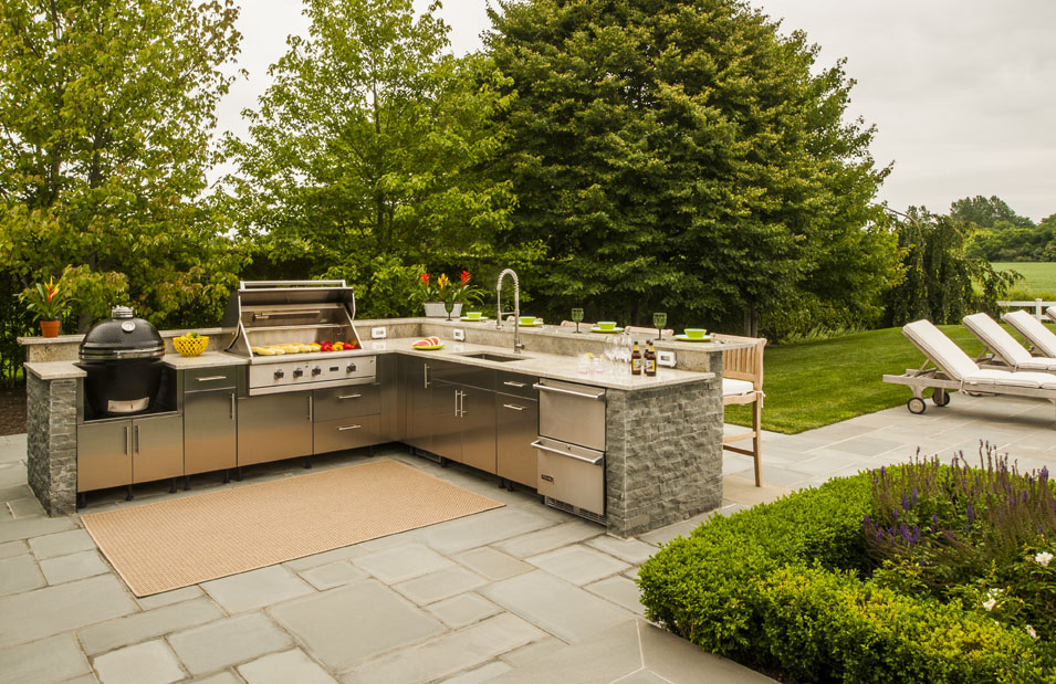 Paulu0027s Points To Ponder: Outdoor Kitchens