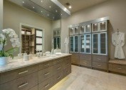 Winter Park, Large Modern Master Bath