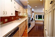 Winter Park Classic Two-Toned Kitchen Screen Capture