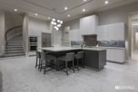 Windermere, Contemporary Kitchen White 01