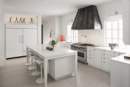 Winter Park, Ultra White Transitional Kitchen 02