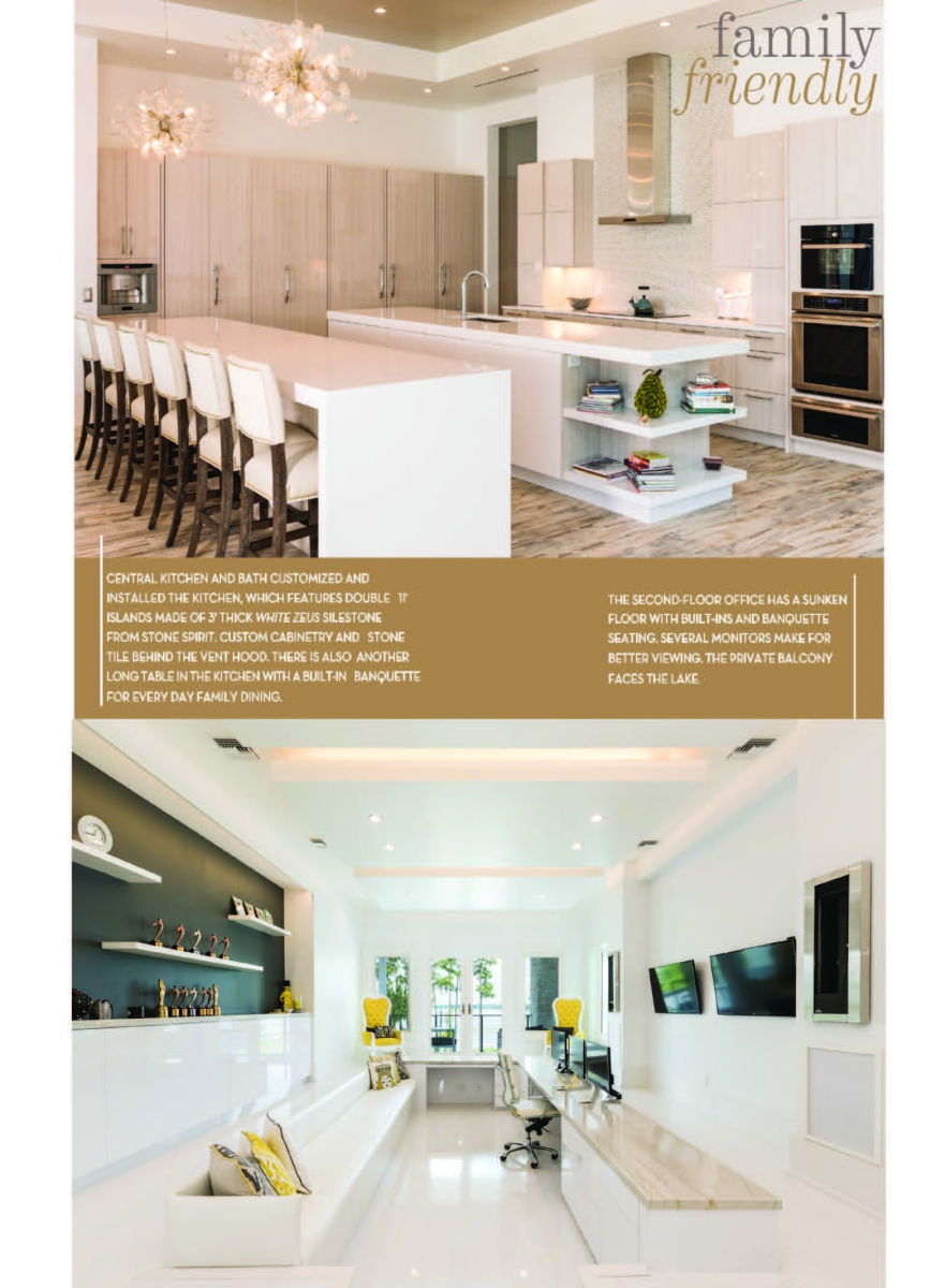 Ehrhard Home Article Watson Kitchen And Bath Publication Sized Remodel  Orlando   CKB Feature Remodel Spotlight Full Page 2009. « U2039 1 Of 3 U203a »
