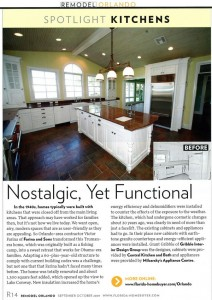 Remodel Spotlight Full Page 2009