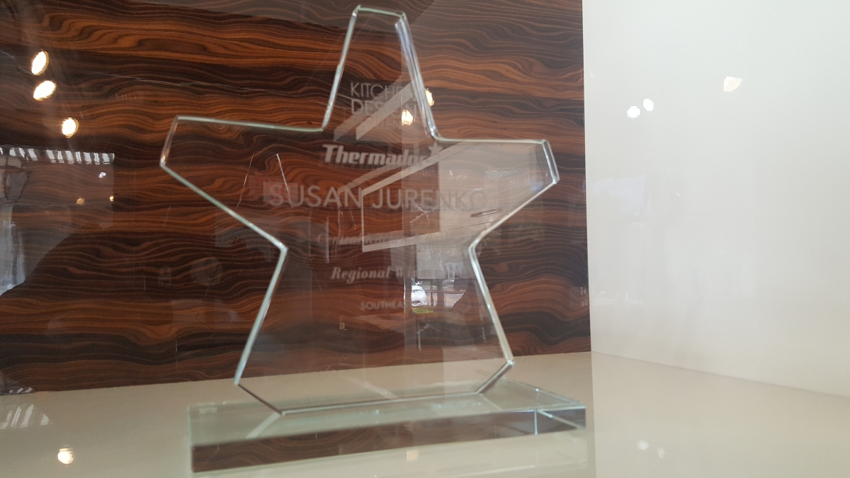 Thermador 2017 national 1st place award