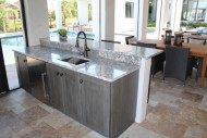 Montverde, Weathered Graphite Outdoor Kitchen 01